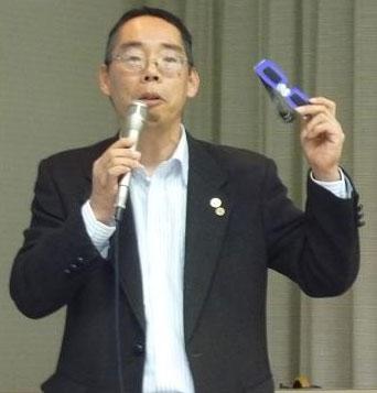 鈴木達也先生